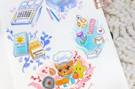 Quarterly Favorites, Illustrated: Art, Books, Movies, Games, and Life
