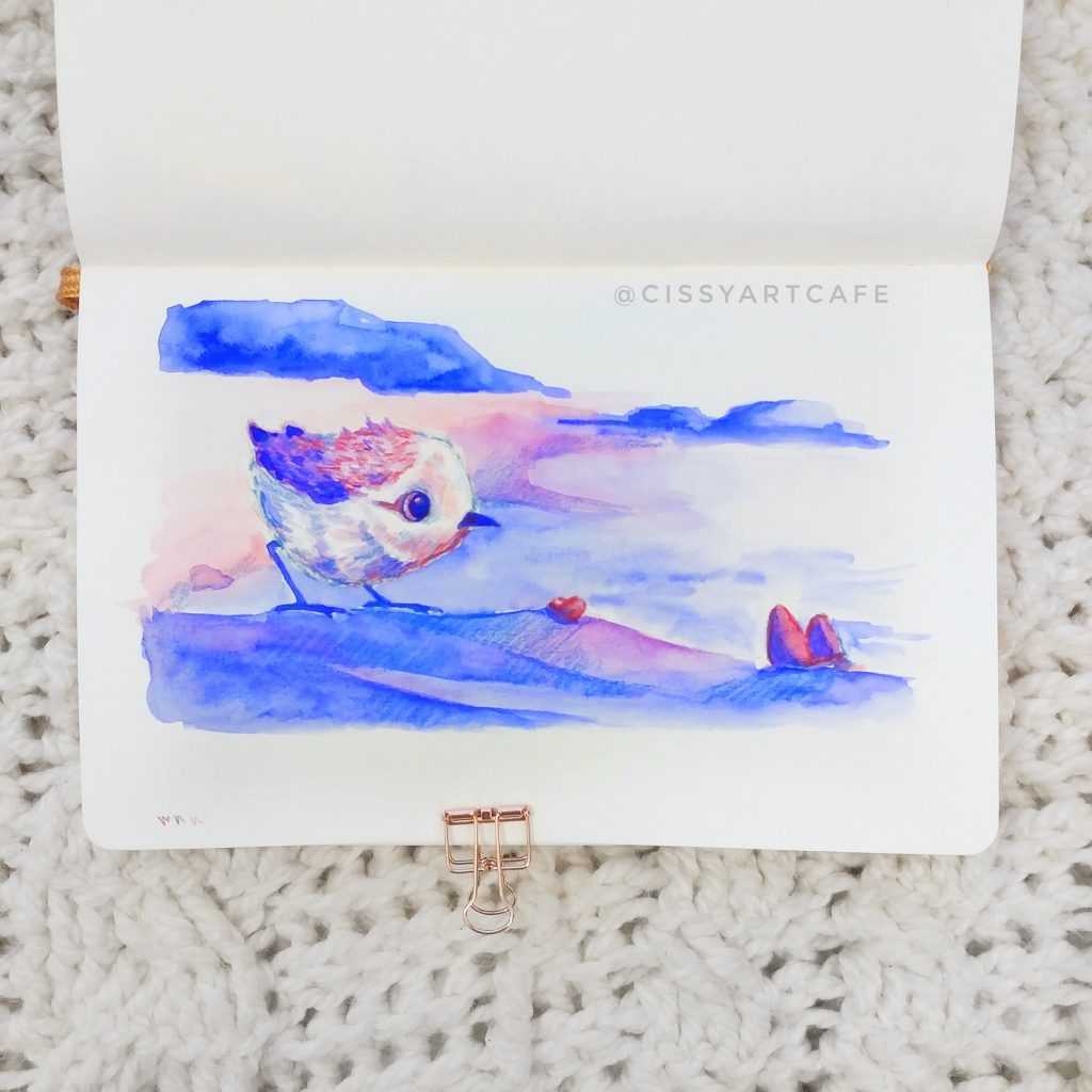 31 Days Of Movie Scenes: What I Painted and Lessons I Learned