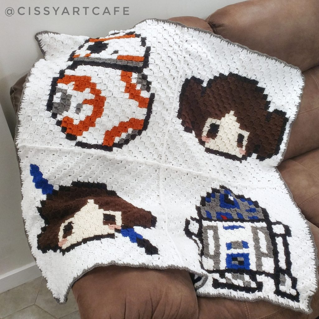 Project focus star wars baby blanket cissys art caf last december i wrote about my resolution to make monthly project focuses in order to avoid spreading myself too thin and i can now say that this was my publicscrutiny Gallery
