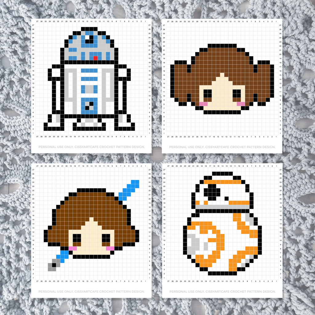 Project Focus: Star Wars Blanket