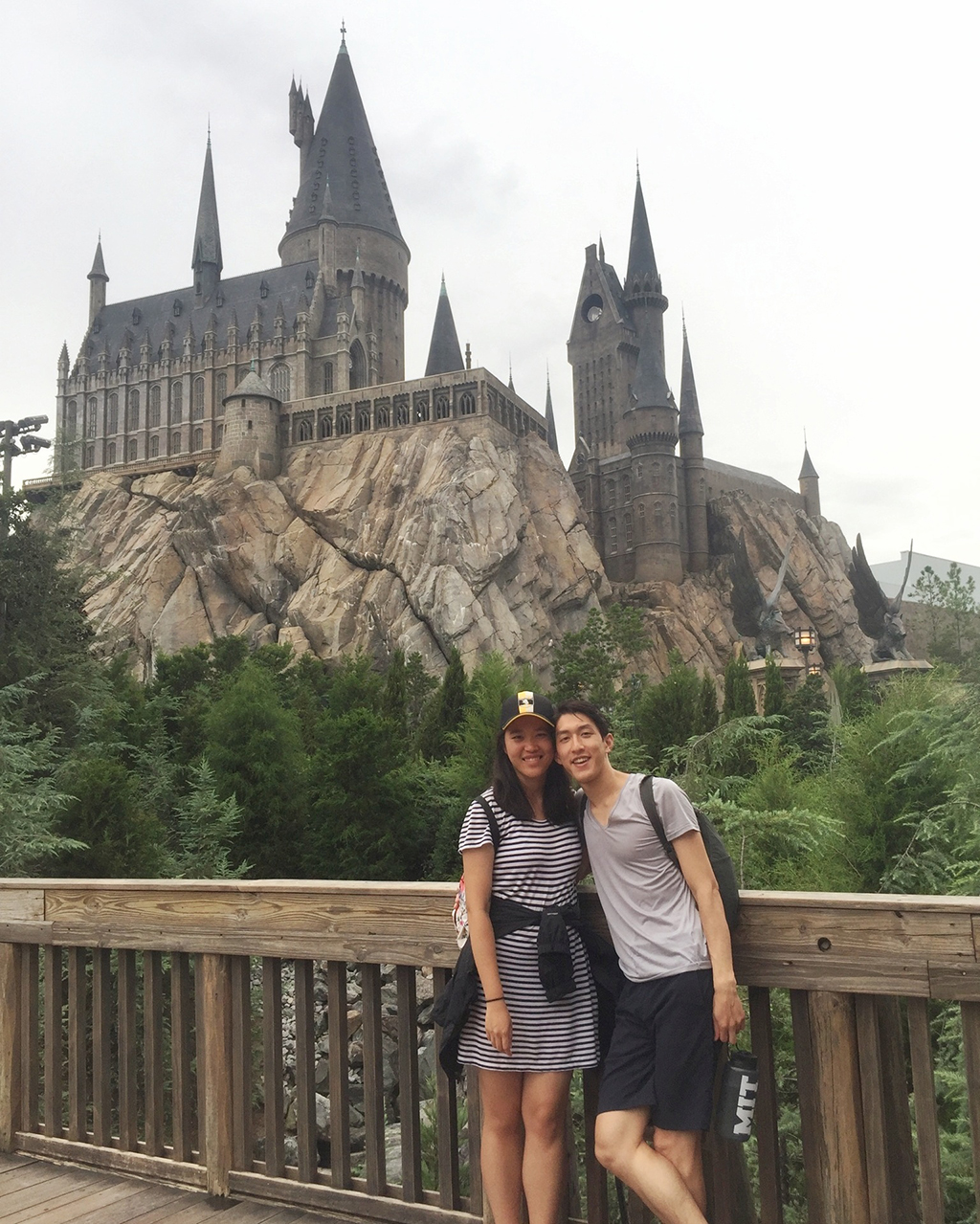 Hogwarts - Journal With Me: Orlando @ Cissy's Art Café